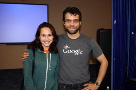 Андрей Липатцев. Google в гостях у IT-Jump