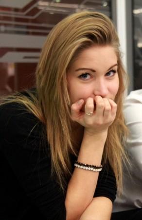Роксана Андриянова. IT-Jump в гостях у Google