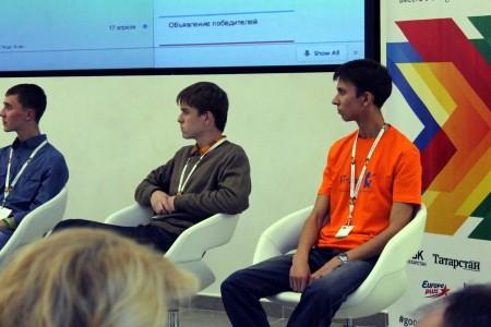 IT-Jump в гостях у Google